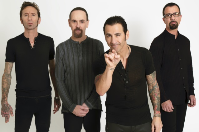 Image result for Images for Godsmack's When Legends Rise
