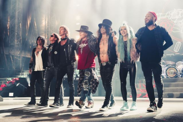 GUNS N' ROSES Extends 2017 North American Tour