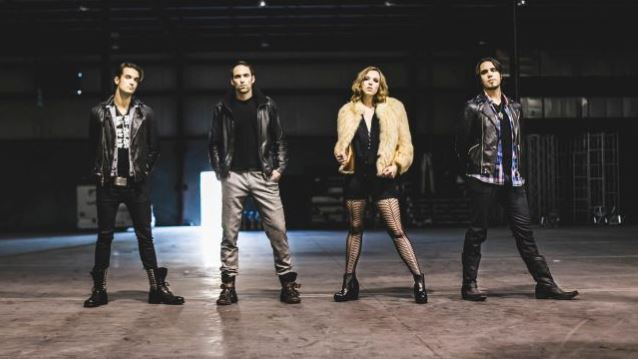 HALESTORM To Perform At New York City's Central Park; Ticket Presale Available