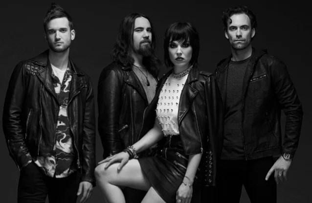 搖滾樂團 駭兒史東 Halestorm 釋出專輯主題曲影音 Vicious