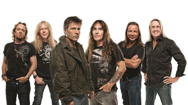 IRON MAIDEN Comic Book Coming This Summer From 'Heavy Metal'