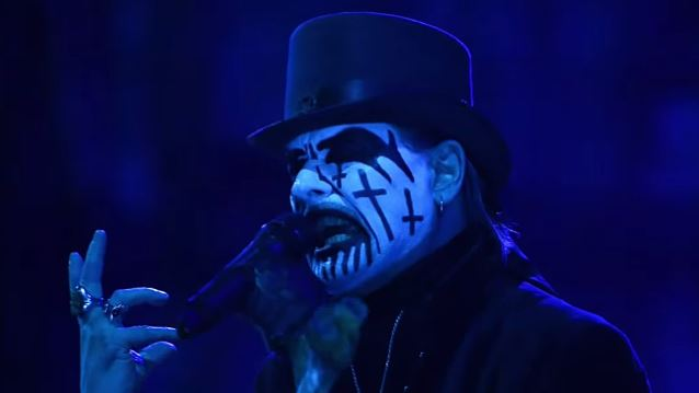 KING DIAMOND To Film Live DVD On 'Abigail In Concert 2015' Tour