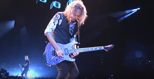 METALLICA: KIRK HAMMETT Bone Breaker Set Released By EMG Pickups