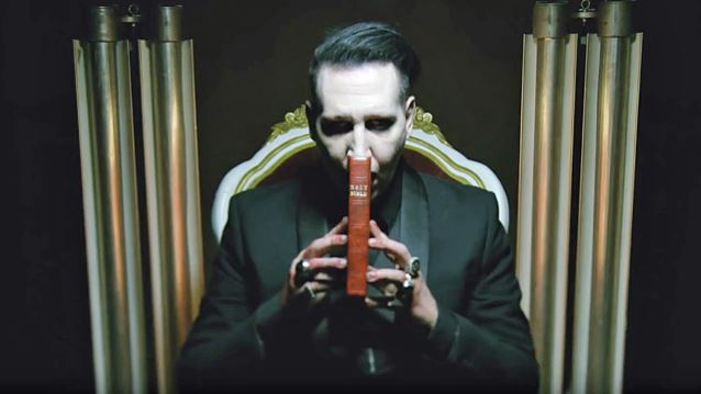 MARILYN MANSON Announces North American Tour