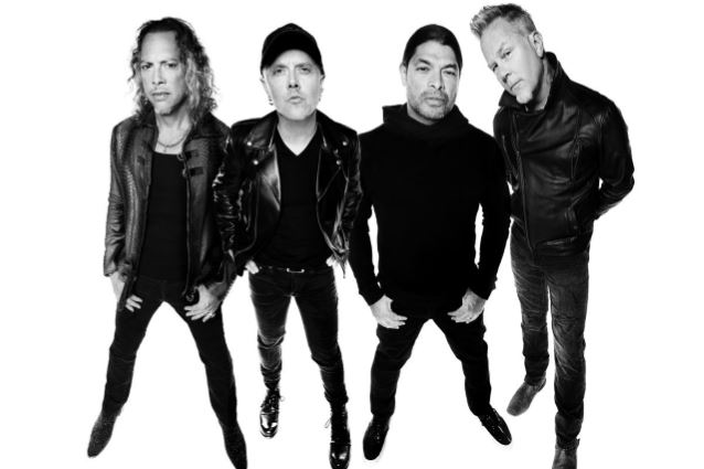 METALLICA To Release 'Atlas, Rise!' On Halloween