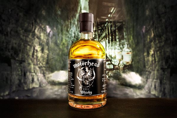 MOTÖRHEAD-Branded Whisky To Be Launched Next Week