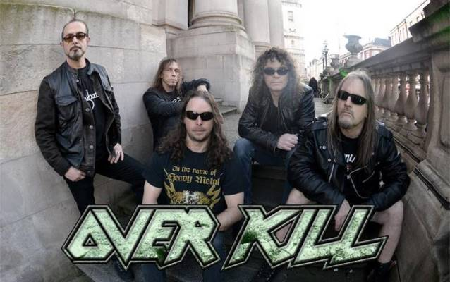 OVERKILL Has Begun Writing Material For Follow-Up To 'White Devil Armory'