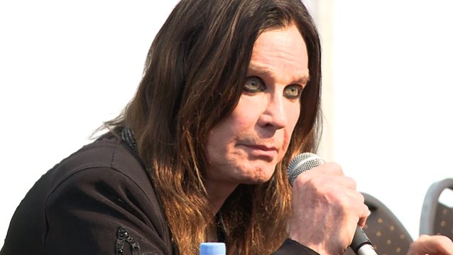 OZZY OSBOURNE: New Trailer For 'Memoirs Of A Madman' CD, Two-Disc DVD