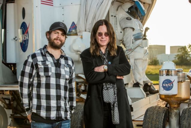 OZZY And JACK OSBOURNE Are Back In Season Two Of 'Ozzy & Jack's World Detour' Premiering In November