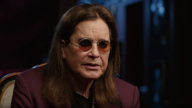 The Music For OZZY OSBOURNE's New Album Was Written And Recorded In Four Days
