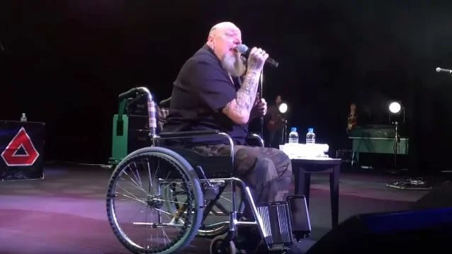 Former IRON MAIDEN Singer PAUL DI'ANNO Hospitalized; Brazilian Tour Canceled