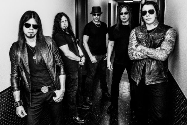 QUEENSRŸCHE Announces Fall U.S. Tour With ARMORED SAINT