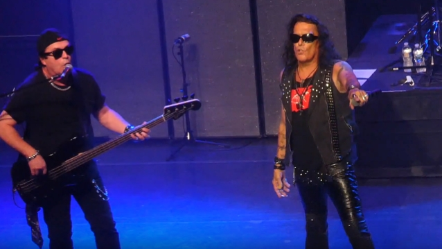 RATT Performs In Montclair Two Days After Disastrous Huntington Concert (Video)
