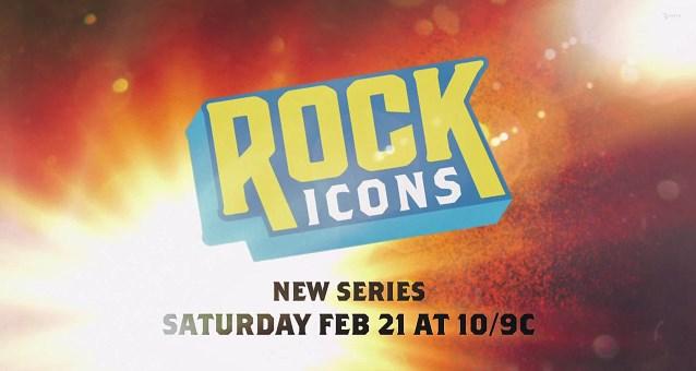 JUDAS PRIEST, GUNS N' ROSES, RUSH, DEF LEPPARD Members To Be Profiled In 'Rock Icons' Documentary Series