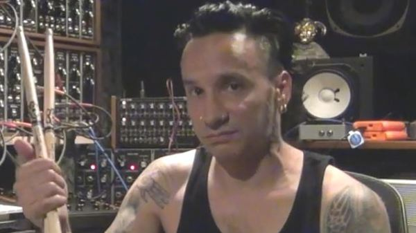 Stone Sour's Roy Mayorga Plays With His Pro Mark 419 ...
