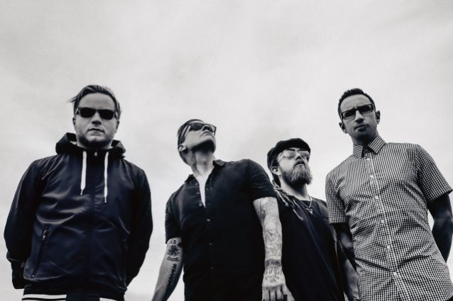SHINEDOWN And GODSMACK Announce Co-Headlining Tour