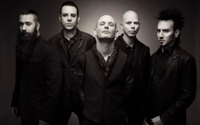 STONE SOUR's Cover Version Of IRON MAIDEN's 'Running Free' Available For Streaming
