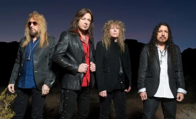 MICHAEL SWEET Says STRYPER Is 'The Most Logical Choice' For Opening Slot On MÖTLEY CRÜE's Tour With DEF LEPPARD And POISON