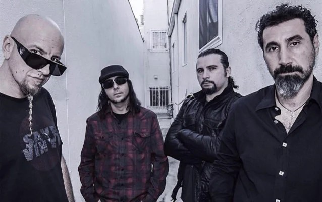 SYSTEM OF A DOWN Announces First U.S. Shows In Three Years
