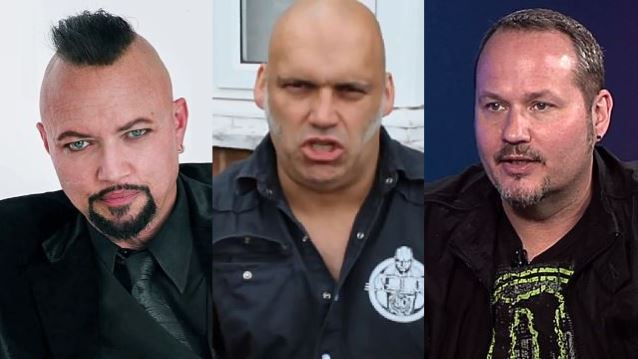 GEOFF TATE, TIM 'RIPPER' OWENS, BLAZE BAYLEY: More 'Trinity' Tour Details Revealed