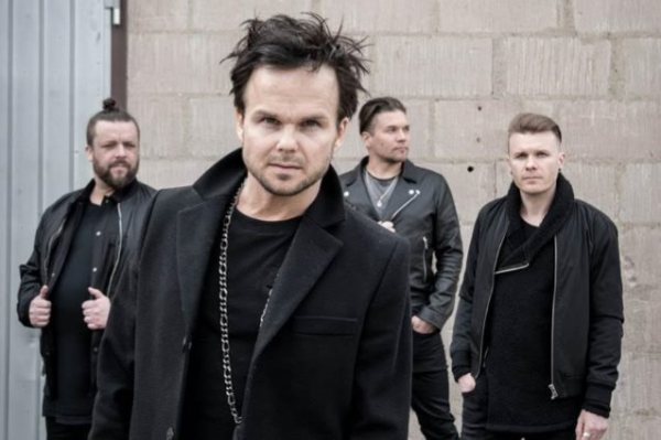 The Rasmus Releases Video For New Single 'Paradise'; 'Dark ...