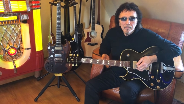 TONY IOMMI Has Begun Remixing BLACK SABBATH's 'Forbidden' Album For 2019 Release