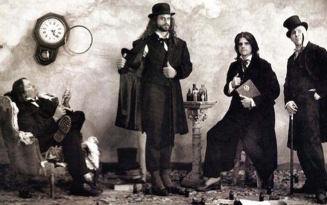 TOOL Confirms First Show Of 2015 For Halloween