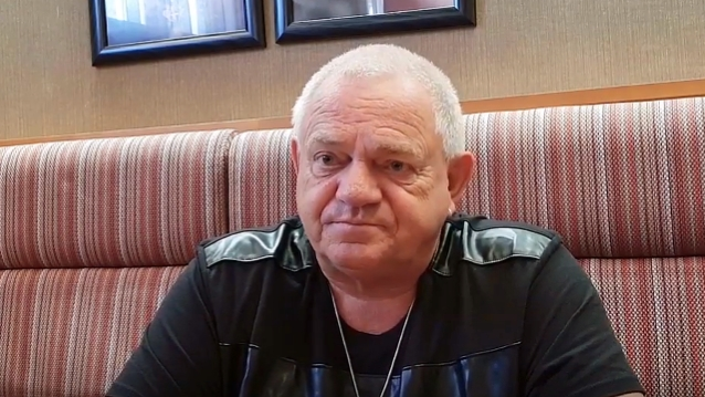 UDO DIRKSCHNEIDER Was 'Lucky' To Find New U.D.O. Guitarist DEE DAMMERS