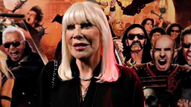 WENDY DIO Reveals More Details About Upcoming RONNIE JAMES DIO Public Memorial