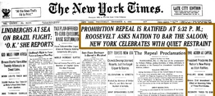 ProhibitionRepealNYT