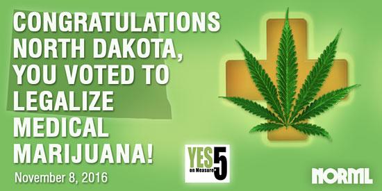 North Dakota Medical Marijuana