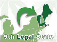 Vermont Legalizes Marijuana