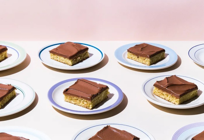 Why A Sheet Cake Is Better Than Any Expensive Wedding Cake Bon Appétit