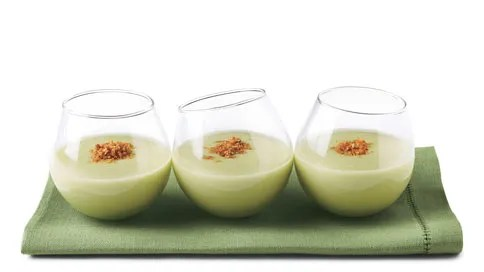 Image result for Chilled Avocado Soup Shots