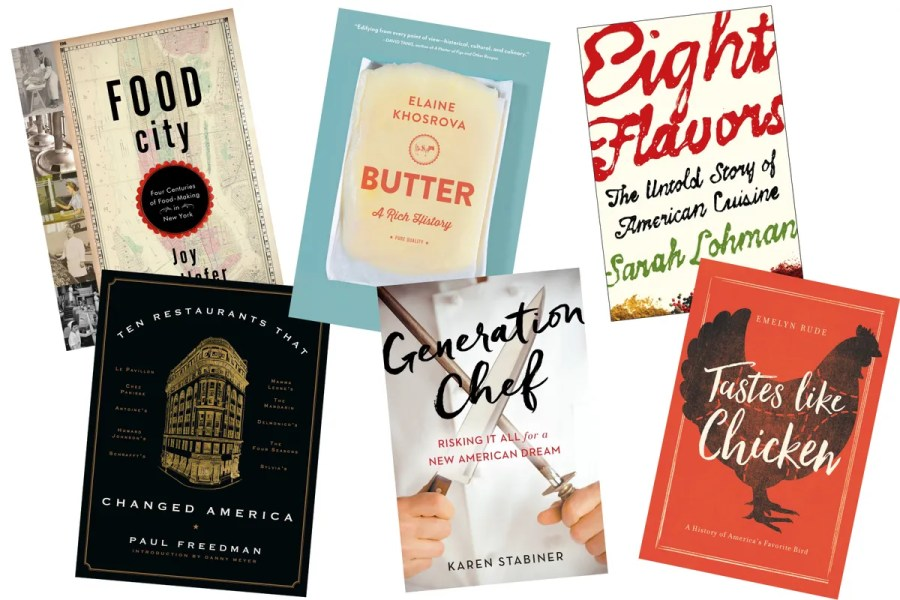 8 New Nonfiction Food Books to Read this Fall   Bon Appetit