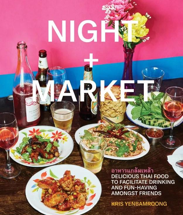 night market cookbook cover