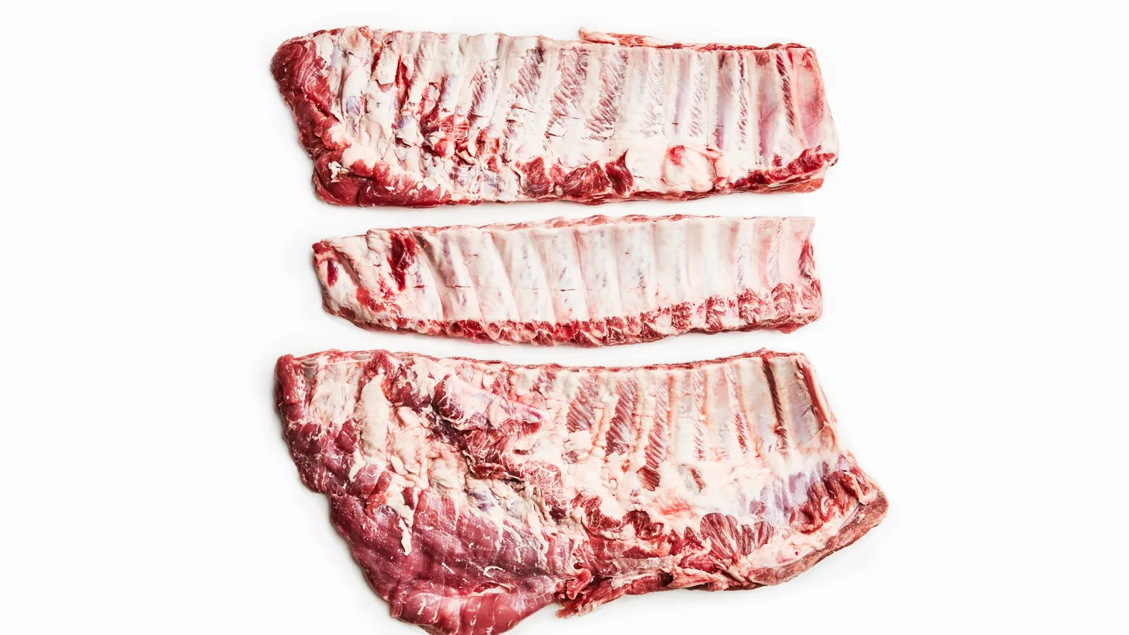 the types of pork ribs and how to buy