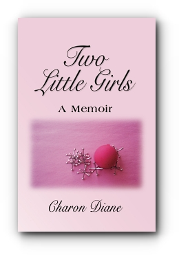 Two Little Girls by Charon Diane