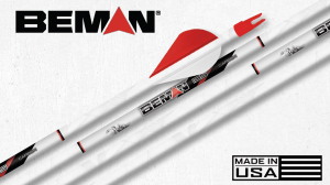 Beman ICS White Out Arrow | Bowhunting