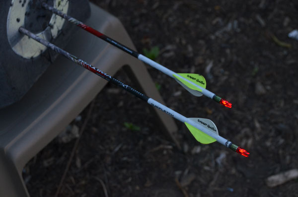 Nock Out Lighted Nocks