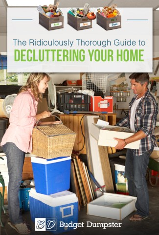How to Declutter Your Home  A Ridiculously Thorough Guide   Budget     How to Declutter Your Home  Learn all the tricks of the trade for  decluttering and