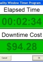Downtime Timer