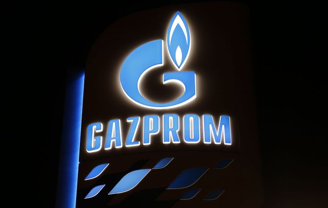 <p>Did too much geopolitics spoil Gazprom?</p>  Photographer: Oliver Bunic/Bloomberg