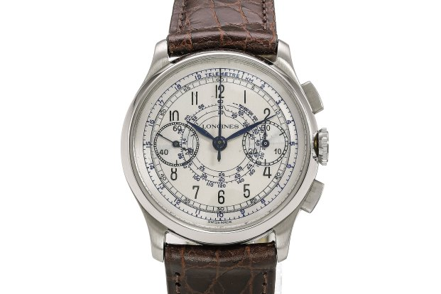 Longines Dual-Scale Chronograph (Lot 201)