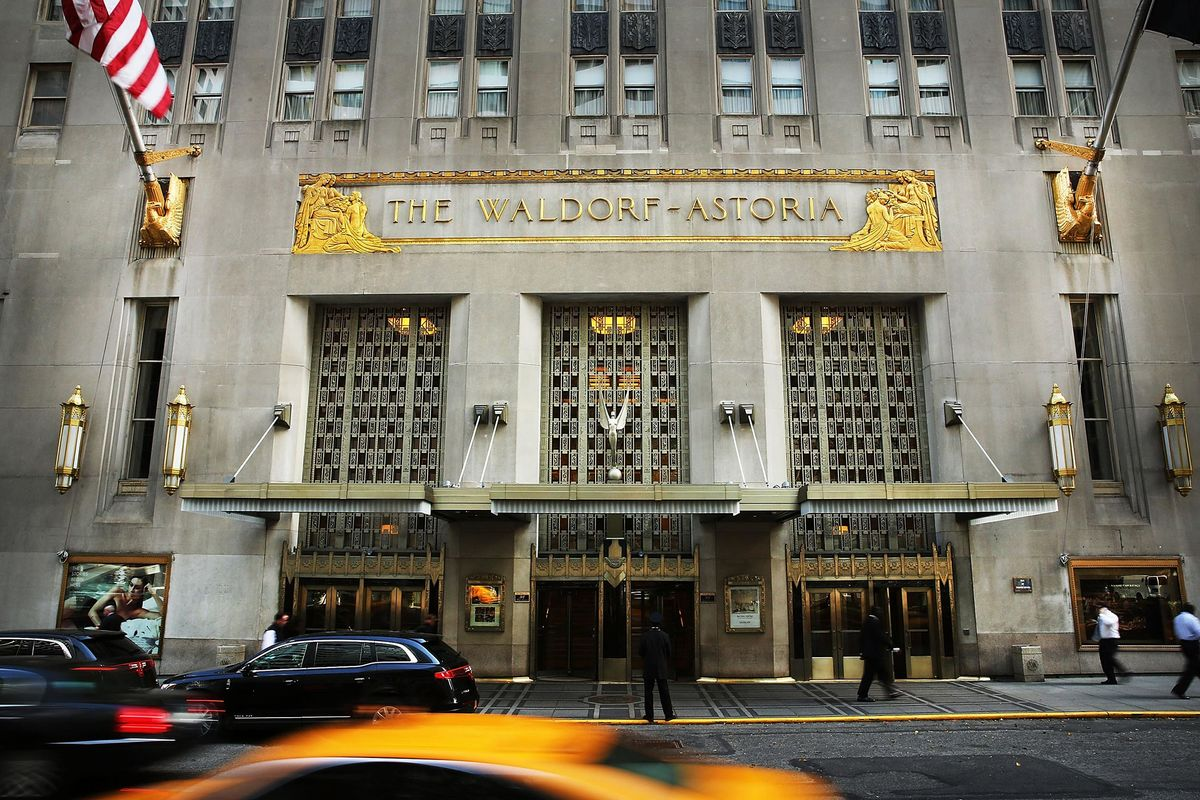 The Waldorf