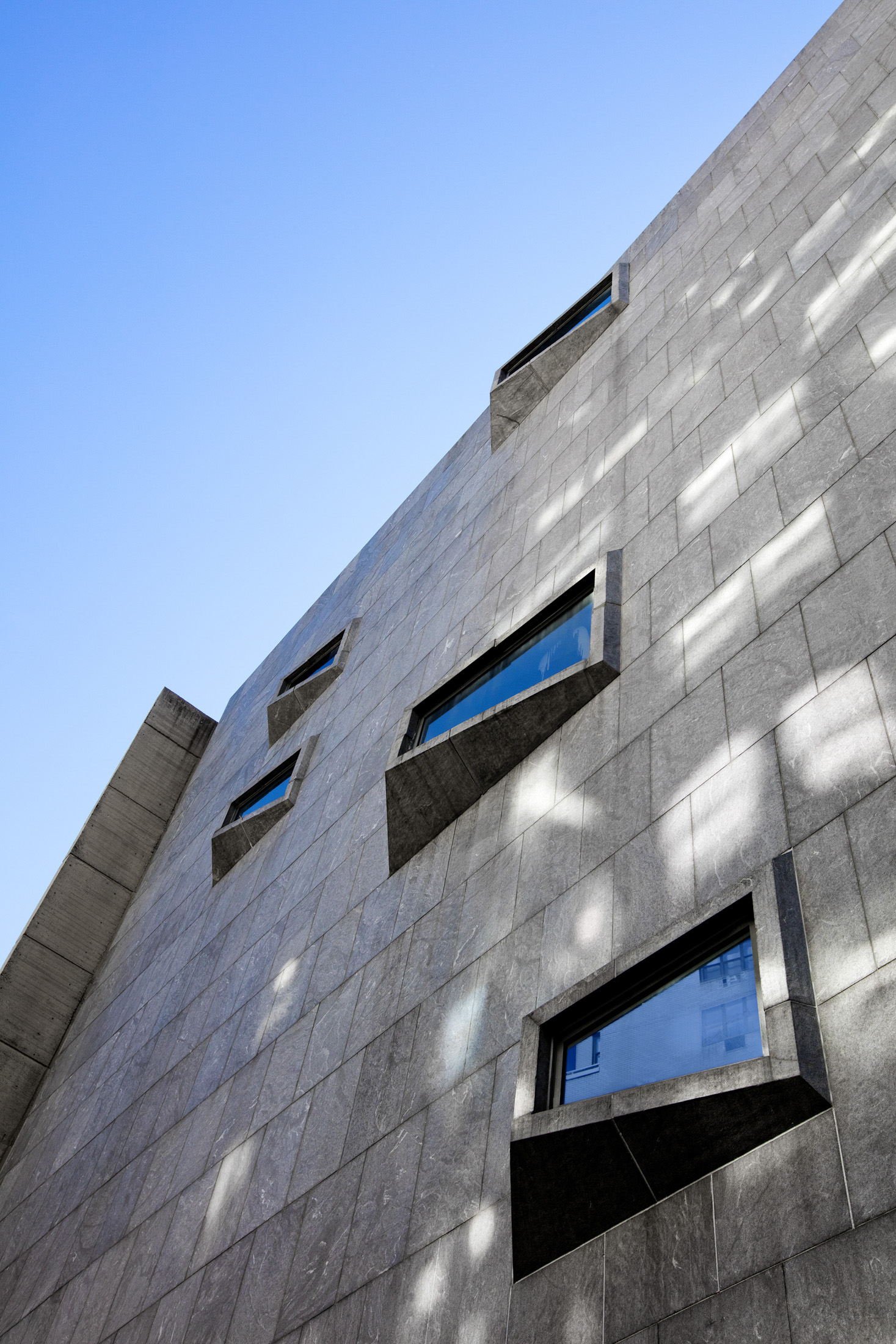 The Breuer Building's Iconic Windows