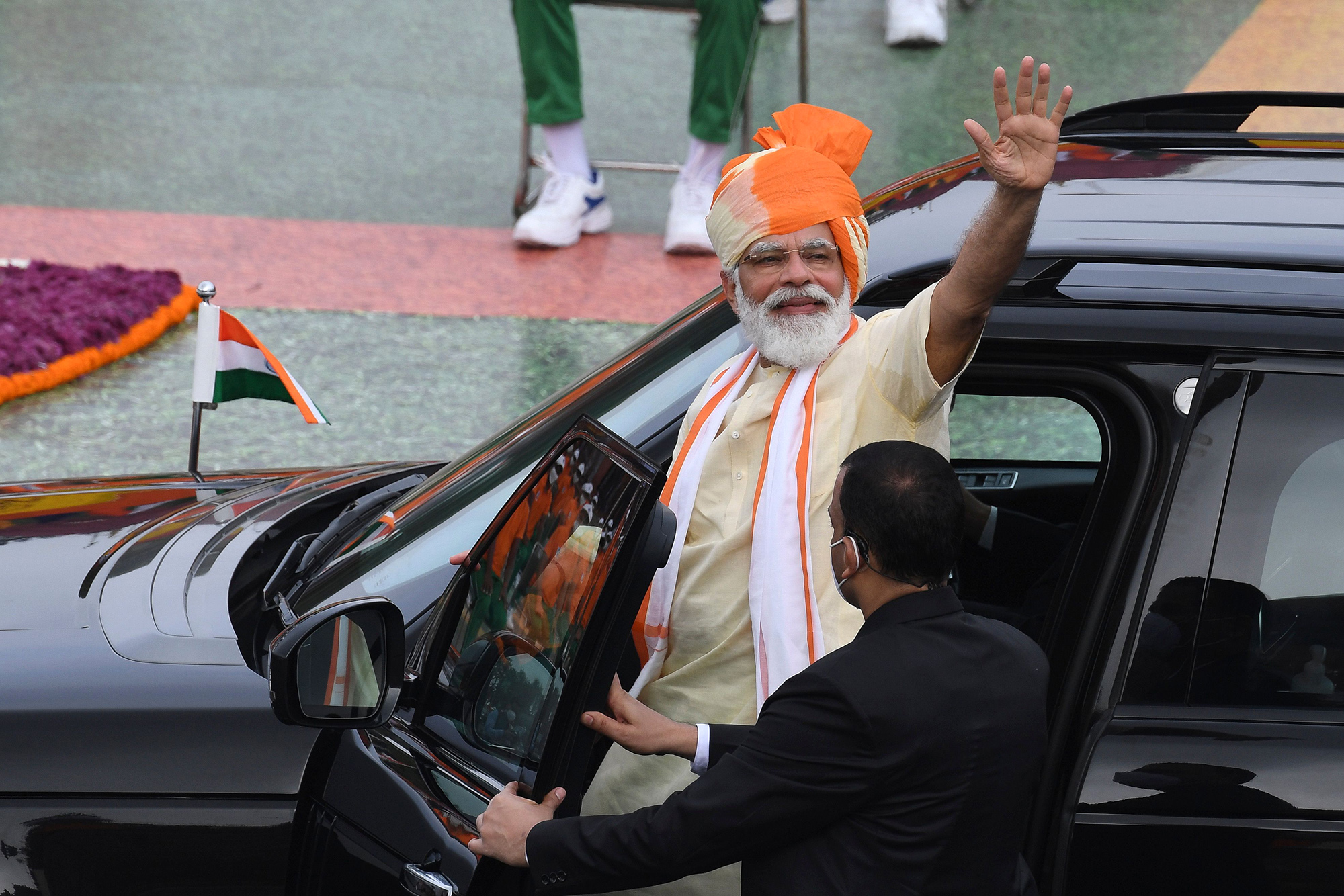 Narendra Modi GETTY Sub