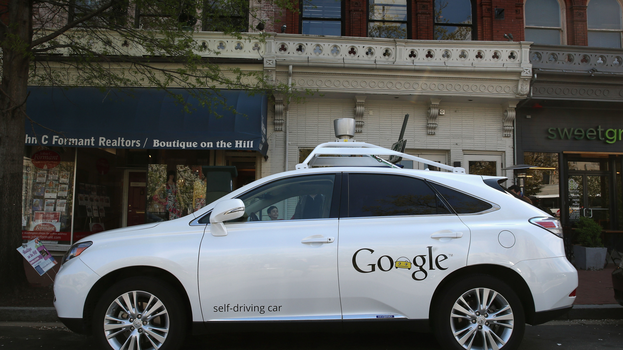House Vote Gives Boost to Self Driving Cars – Bloomberg