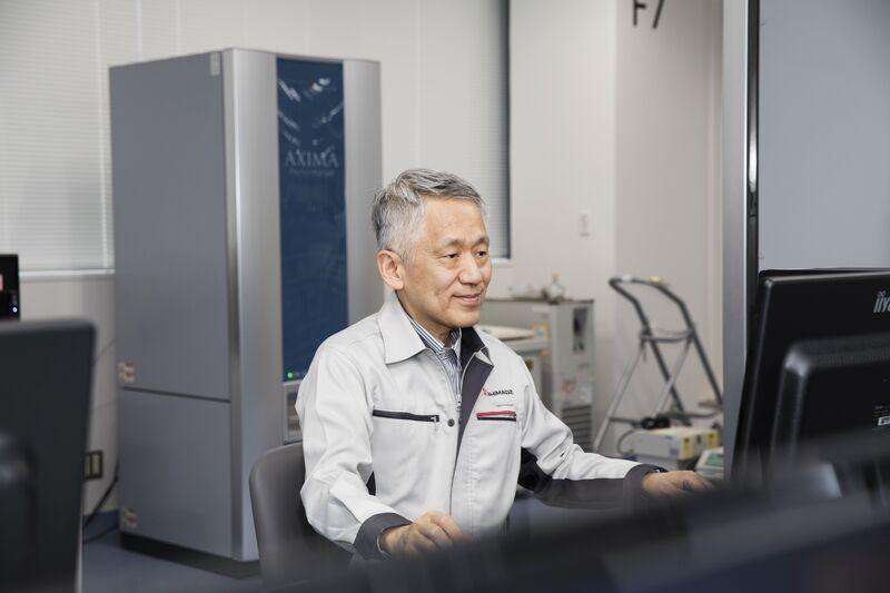 Shimadzu Corp.'s Nobel-winning Researcher Koichi Tanaka Interview