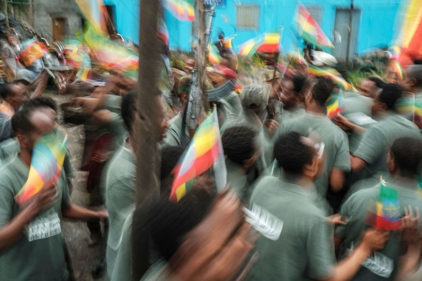 Long confined to Tigray, the conflict in Ethiopia has recently spread to neighboring regionsAfar and Amhara.